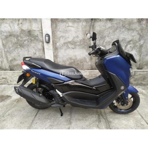 Motor Yamaha NMax ABS 2020 Blue Bekas Mesin Halus Low KM - Denpasar