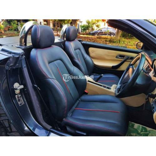 Mobil Mercedes Benz SLK 230 2000 Beka Mesin Normal Harga Nego - Sidoarjo