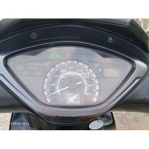 Motor Honda Supra 125 2010 Bekas Mesin Normal Body Mulus Nego - Sragen