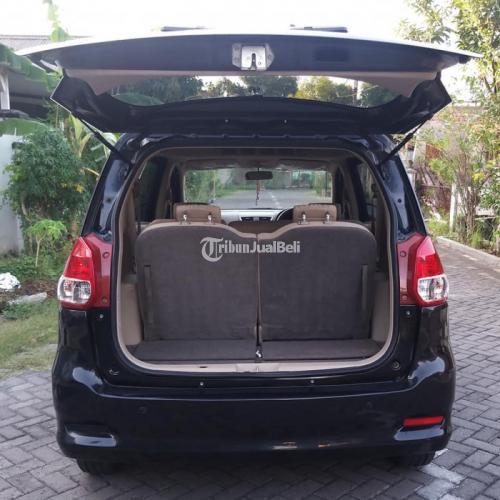 Mobil Suzuki Ertiga GL 2017 Manual Hitam Bekas Tangan 1 Full Orisinil - Sidoarjo