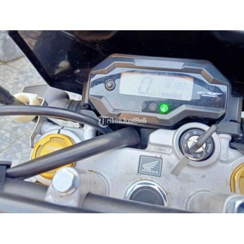 Motor Honda CRF 2019 Bekas Pajak On Kondisi Normal Bonus Knalpot - Siadoarjo