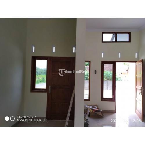 Dijual Rumah Minimalis Murah Tipe 50/95 Baru Lokasi Dekat Pasar Godean - Sleman