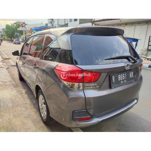 Mobil Honda Mobilio Tipe S 2018 Manual Bekas Normal Mulus Kredit - Yogyakarta