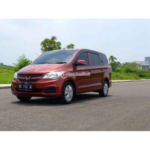 Mobil Wuling Confero 1.5 Manual 2020 Bekas Pajak On Terawat - Jakarta Timur
