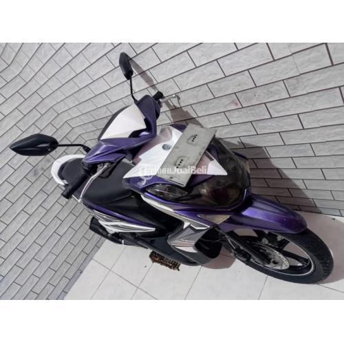 Motor Matic Yamaha Xeon Rc 2013 Bekas Surat lengkap Mesin Halus - Jakarta Utara