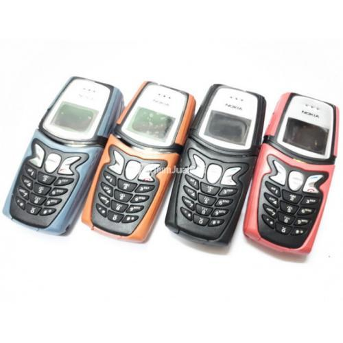 Casing Nokia 5210 Jadul Barang Langka - Jakarta