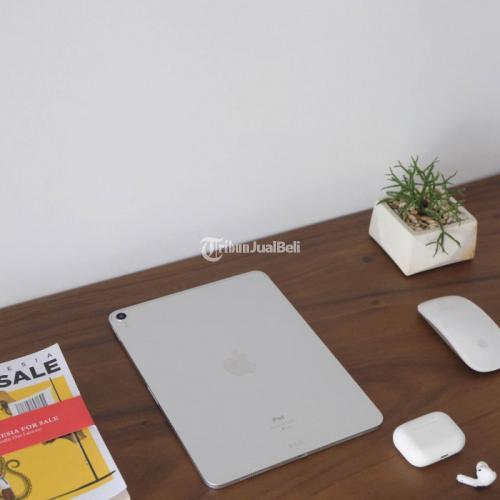 Ipad Pro 11Inc 256Gb iBox Bonus App Berbayar dan Pencil Bekas Like New - Jogja