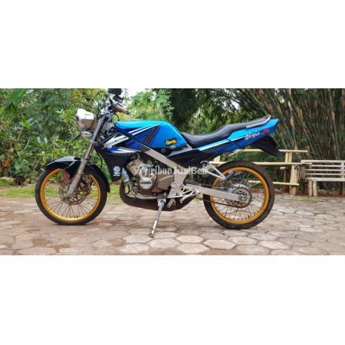 Motor Kawasaki Ninja R 2014 Bekas Listrik Normal Pajak Hidup Nego - Jogja