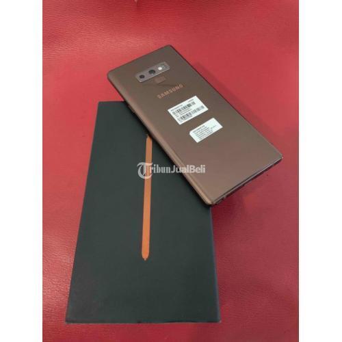 HP Samsung Note 9 6/128 ex SEIN Fullset Ori Bekas Mulus Nego - Jogja