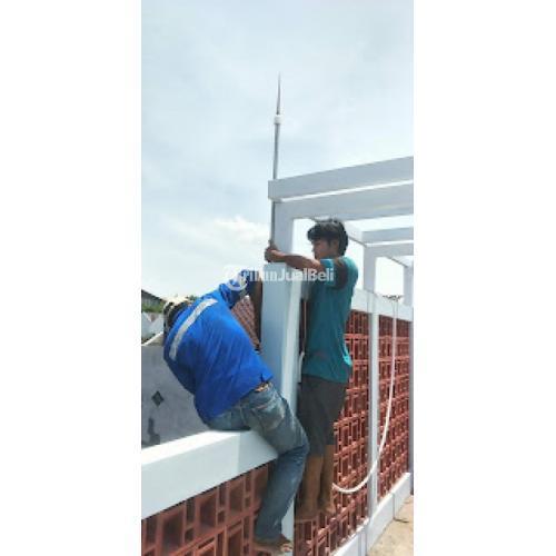 Agen Toko Pasang Penangkal Petir Batulawang Cipanas - Cianjur