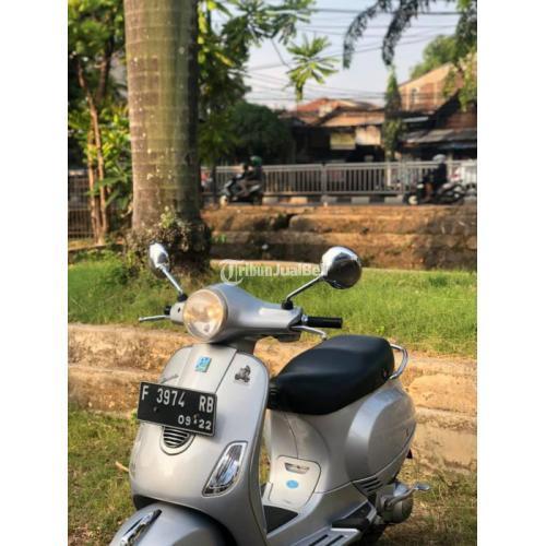 Motor Piaggio Vespa Lx 125 2v 2012 Bekas Surat Lengkap Original Nego - Jakarta