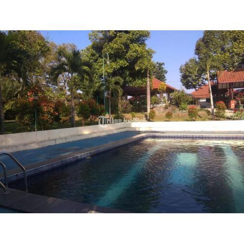 Dijual Villa Gunung Salak Exclusive Luas Lahan 4.370m2 di Desa Sukajadi - Bogor