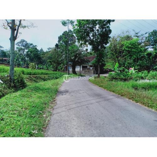 Dijual Tanah Cocok Untuk Villa Lingkungan Ama di Jl Kerjo Ngargoyoso - Karanganyar