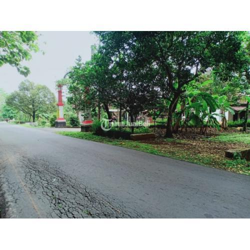Dijual Tanah Strategis Buka Usaha Tepi Jl Raya Kerjo - Karanganyar