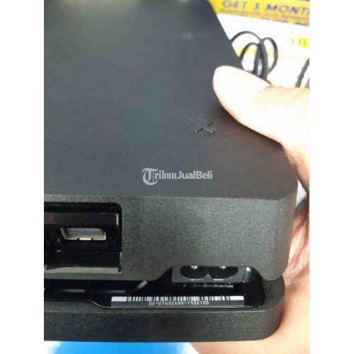 Konsul Sony PS4 Slim Ori 500GB Seri 2106A Bekas Mulus Lengkap - Jakarta