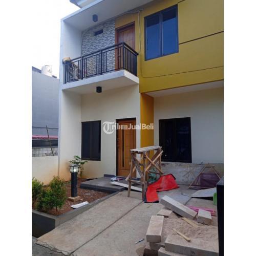 Dijual Rumah 2 Lantai Mustika Alam Permai Siap Huni Bebas Banjir - Bekasi