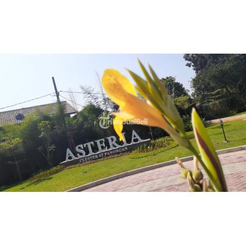 Dijual Rumah Cluster Asteria Residence Bangunan 1 Lantai LT.60M2 - Tangerang