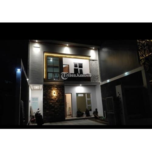 Dijual Murah Rumah Baru 2 Lantai Di Utara Jogja Bay Maguoharjo Sleman - Jogja