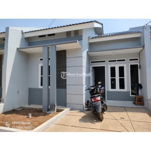 Dijual Rumah Minimalis Murah Siap Huni Ready Strategis Perbatasan Tangsel - Depok