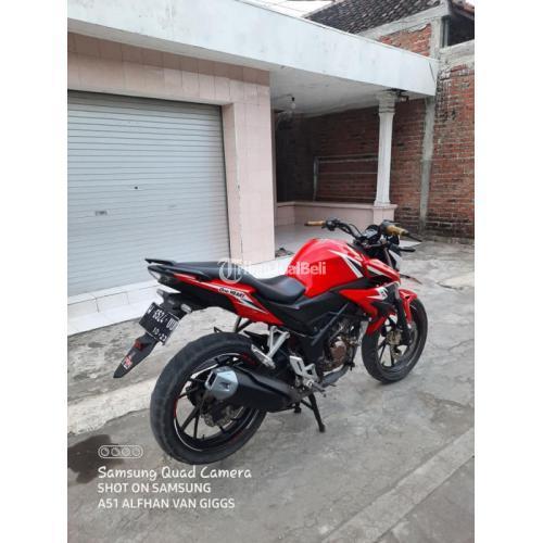 Motor Honda All New CB150R SE 2018 Bekas Tangan1 Surat Lengkap - Sidoarjo