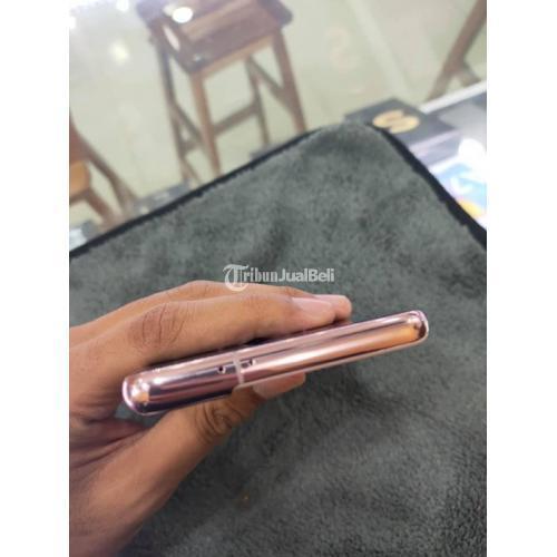 HP Samsung S21 8/128GB Pink SEIN Mulus Bekas Fullset Original Nominus - Bandung