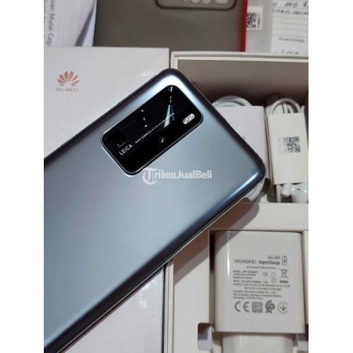 Huawei P40 Pro 8/256GB Bekas Resmi Garansi Panjang Like New - Mojokerto