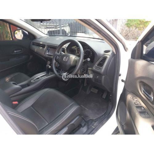 Mobil SUV Honda HRV S 2018 Bekas Tangan1 Pajak Hidup Harga Nego - Surabaya