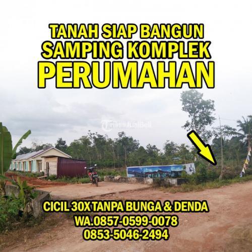 Dijual Tanah Kavling Murah Samping Perumahan Warga di Kubu Raya - Pontianak