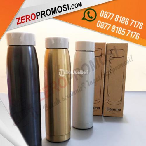 Souvenir Tumbler Promosi Termos Gamma Mizzu Stainless - Tangerang