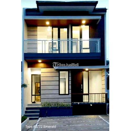 Dijual Rumah Baru di CLUSTER BUKIT NUSA DUA AKSES BINTARO - Tangerang Selatan