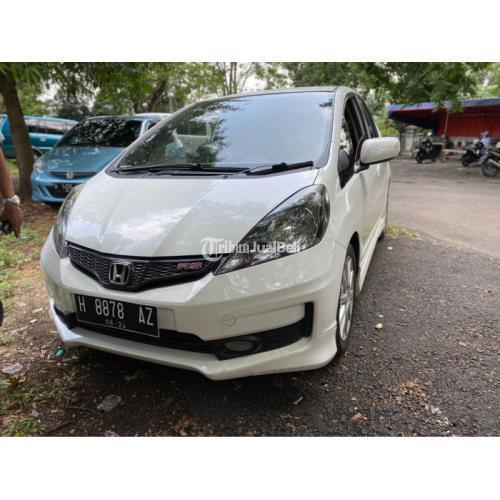 Mobil Honda Jazz RS manual 2014 Bekas Siap Pakai Nominus Harga Nego - Semarang