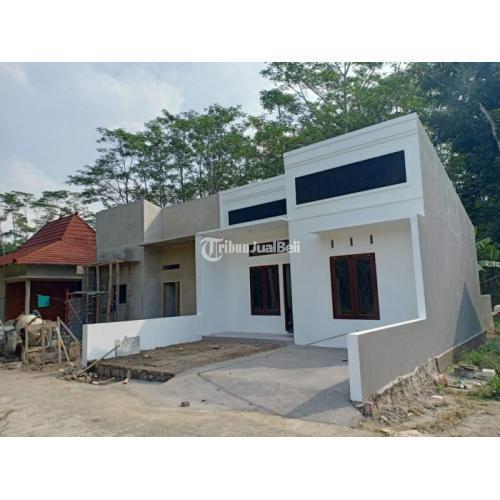 Dijual Rumah Baru Type 36 2KT 1KM Unit Modern Luas Harga Murah - Klaten