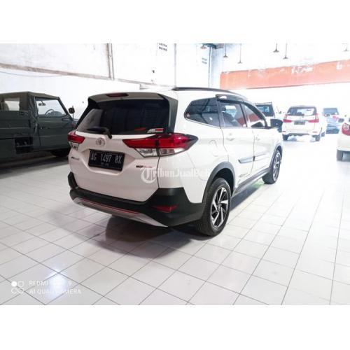 Mobil Toyota Rush S TRD AT 2018 Bekas Bisa Kredit Pajak On Panjang - Kediri