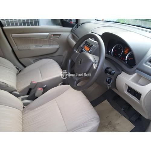 Mobil Suzuki Ertiga GL Manual 2017 Hitam Bekas Tangan 1 Irit BBM - Sidoarjo