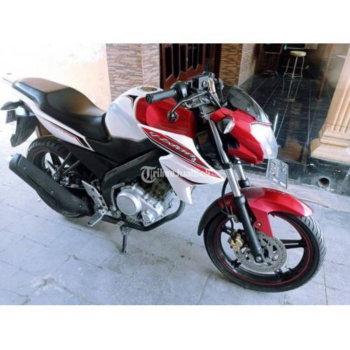 Motor Yamaha Vixion Adventure 2013 Bekas Kelistrikan Normal - Sidoarjo