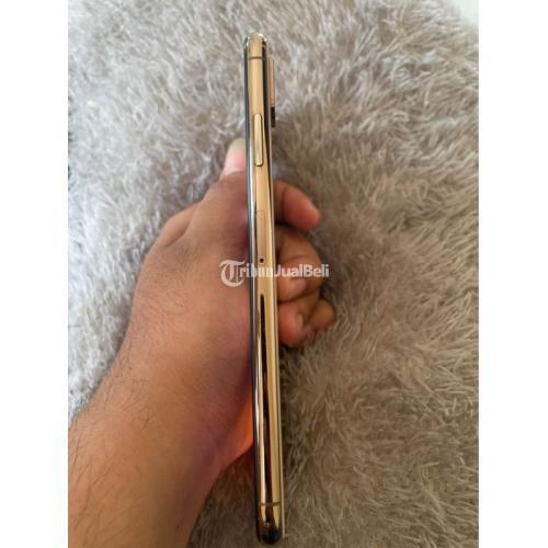 HP iPhone XS Max 256GB Fullset Bekas Full Original Mulus No Minus - Semarang