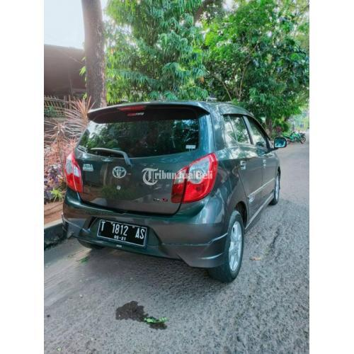 Mobil Toyota Agya S TRD AT 2016 Bekas Normal Bisa Kredit Murah - Purwakarta