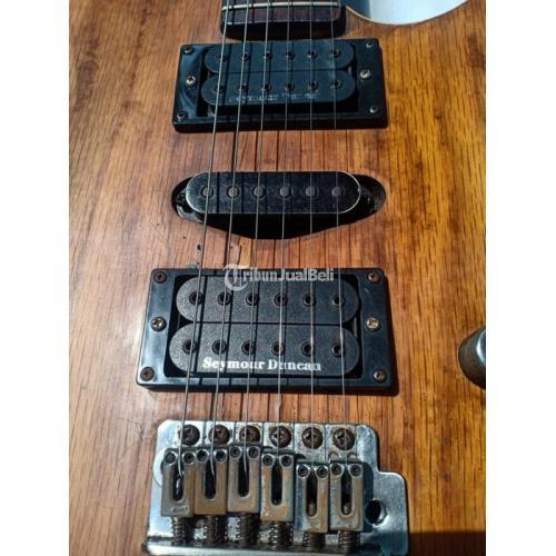 Alat Musik Gitar Listrik Yamaha RGX 121Z Original Bekas Normal - Jakarta Selatan