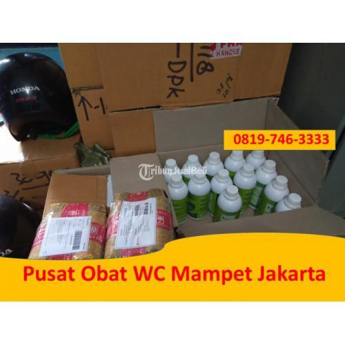 Pusat Obat WC Buntu Melayani Pengiriman Seluruh Indonesia - Jakarta