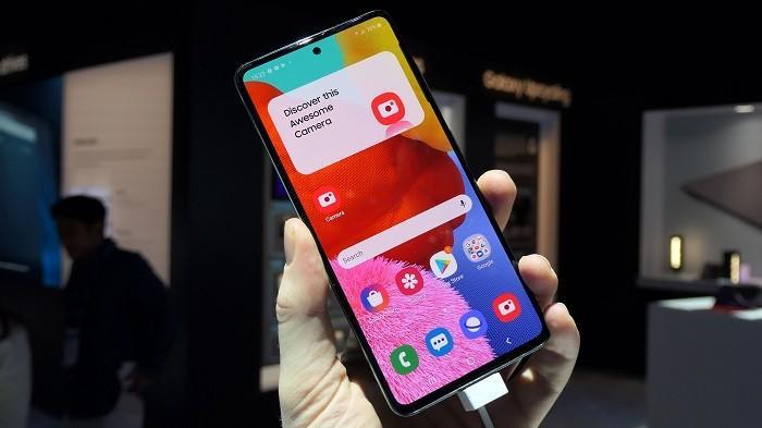 Cek Harga 3 HP Samsung Bekas Siap Pakai di Beberapa Wilayah