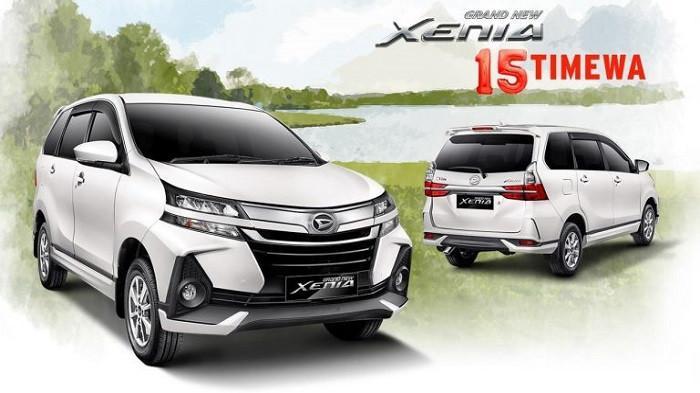 Bekasnya Dijual Rp 100 Juta, Cek Harga Daihatsu Great New Xenia Tahun 2015 dan 2016