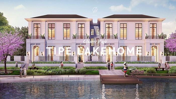 Rumah Cluster Bernuasa Jepang di Tangerang New City, Cek Harga 2 Pilihan Tipe Huniannya