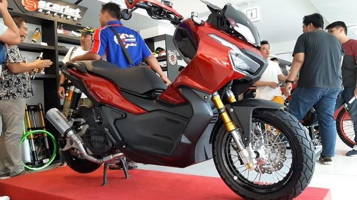 Cek Harga Bekas Honda ADV 150 Terbaru, Motor Petualang dengan Fitur Lengkap