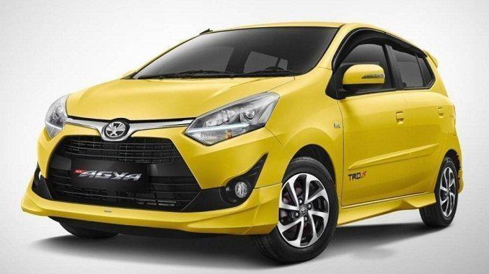 Cek Harga Mobil Bekas Toyota Agya Tahun 2013 Per Oktober 2021