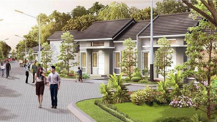 Cek Harga Rumah Cluster Tera Damai di Bekasi, Dijual Mulai 400 - 700 Jutaan