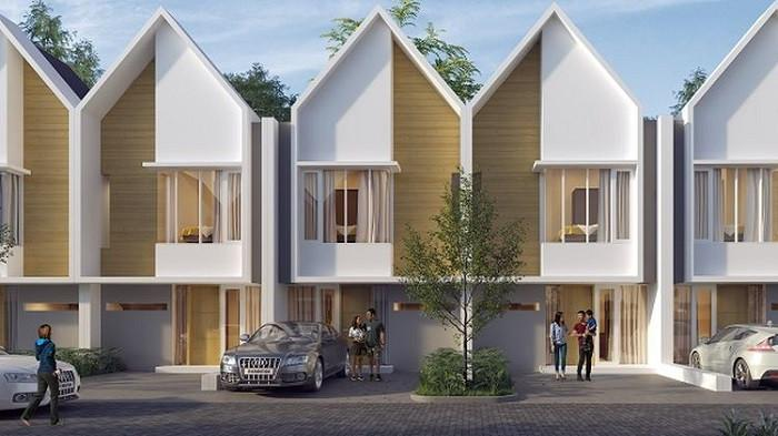 Cek Harga Rumah Cluster di Tengah Kota Bekasi, Desain Hunian Modern Minimalis