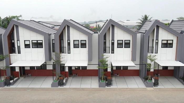 Dijual Mulai 300 Jutaan, Cek Harga dan Pilihan Rumah Cluster di Wilayah Tangerang