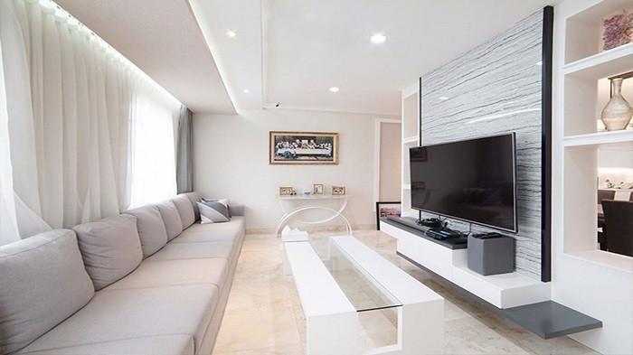 Intip Ide Mengatasi Plafon Rumah Rendah Agar Ruangan Terasa Lebih Luas