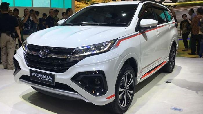 Mobil Bekas Tahun Muda Dijual Mulai 170 Jutaan, Cek Harga Daihatsu All New Terios 2019