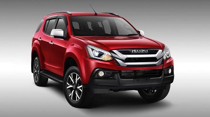 Mobil SUV Diesel Ini Dijual Mulai 190 Jutaan, Cek Harga Unit Isuzu Mu-X Bekas